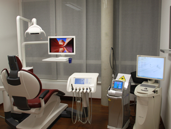 Dr. Steinhaus Behandlungszimmer
